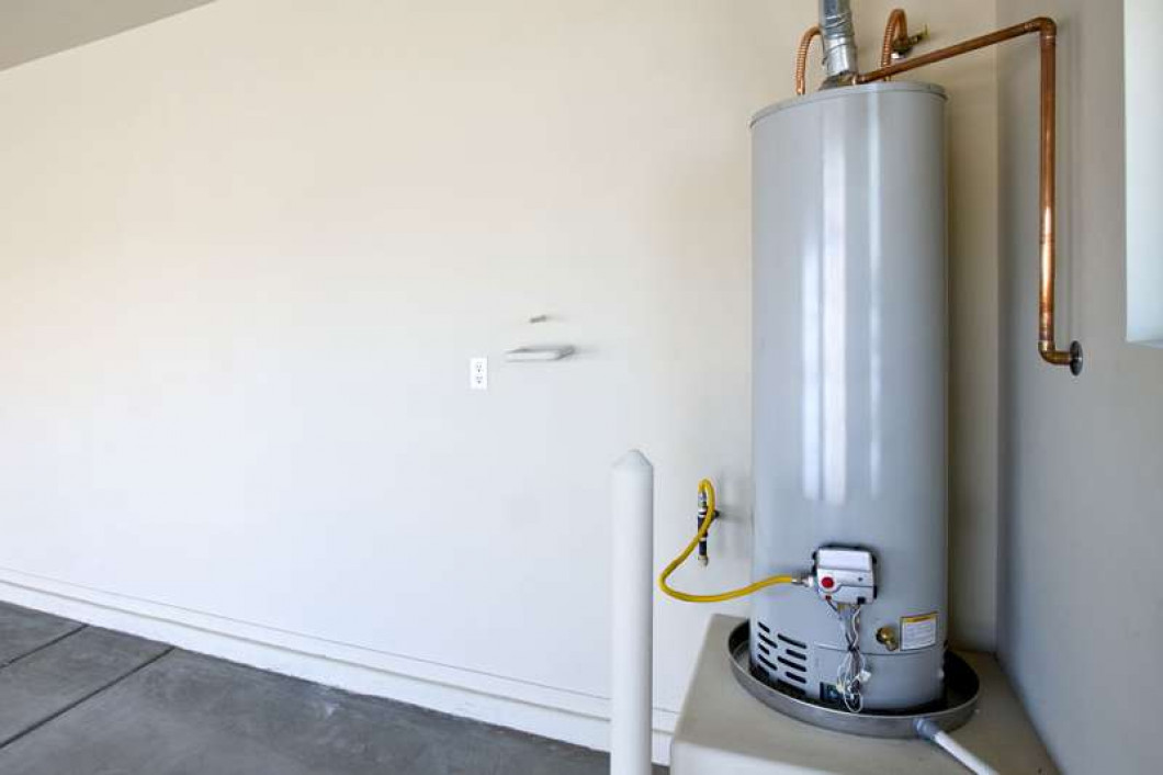 When Your Water Heater Goes Out, Give Us a Shout