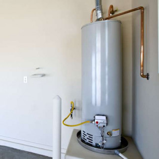 Water Heaters & Sump Pumps